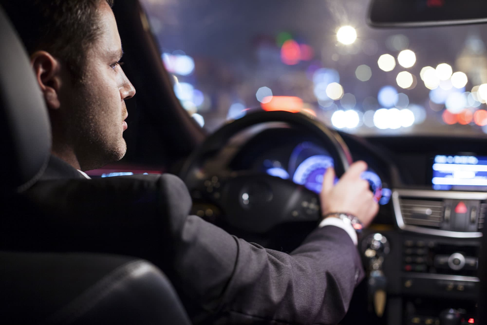 5 Tips For Your Night-Time Drive