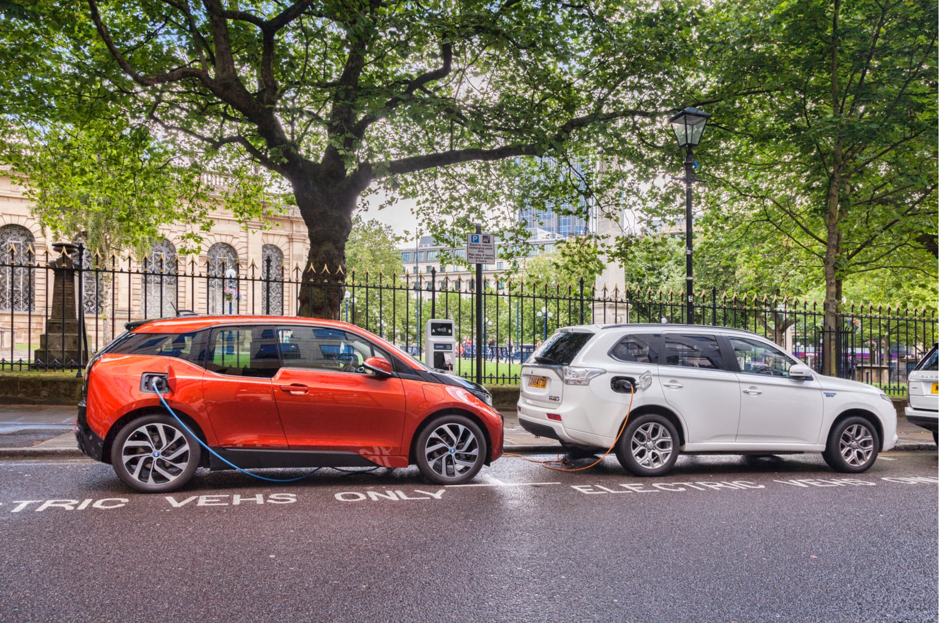 Everything You Want to Know About Electric Car Insurance