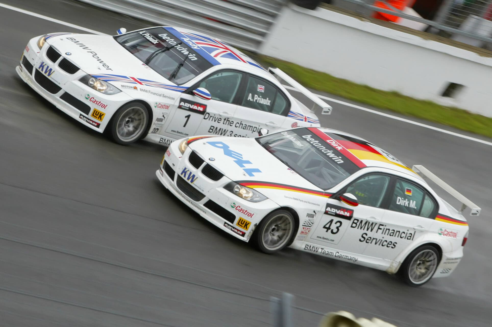 Racing In The UK – Earning Your Racing License